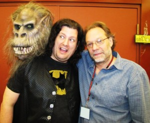 Greg Nicotero, own of KNB EFX Group, the company behind the amazing makeup effects in FTWD & of course TWD